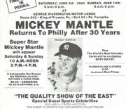 1984 show flyer june