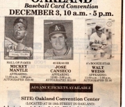 1988 baseball card news 11/25