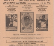 unknown year, flyer, bob pressley sports enterprises