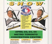 1993 upper deck flyer