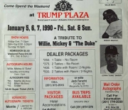 1990 big league promotions jan 5,6,7