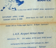 1986 SCW flyer 04/05-06