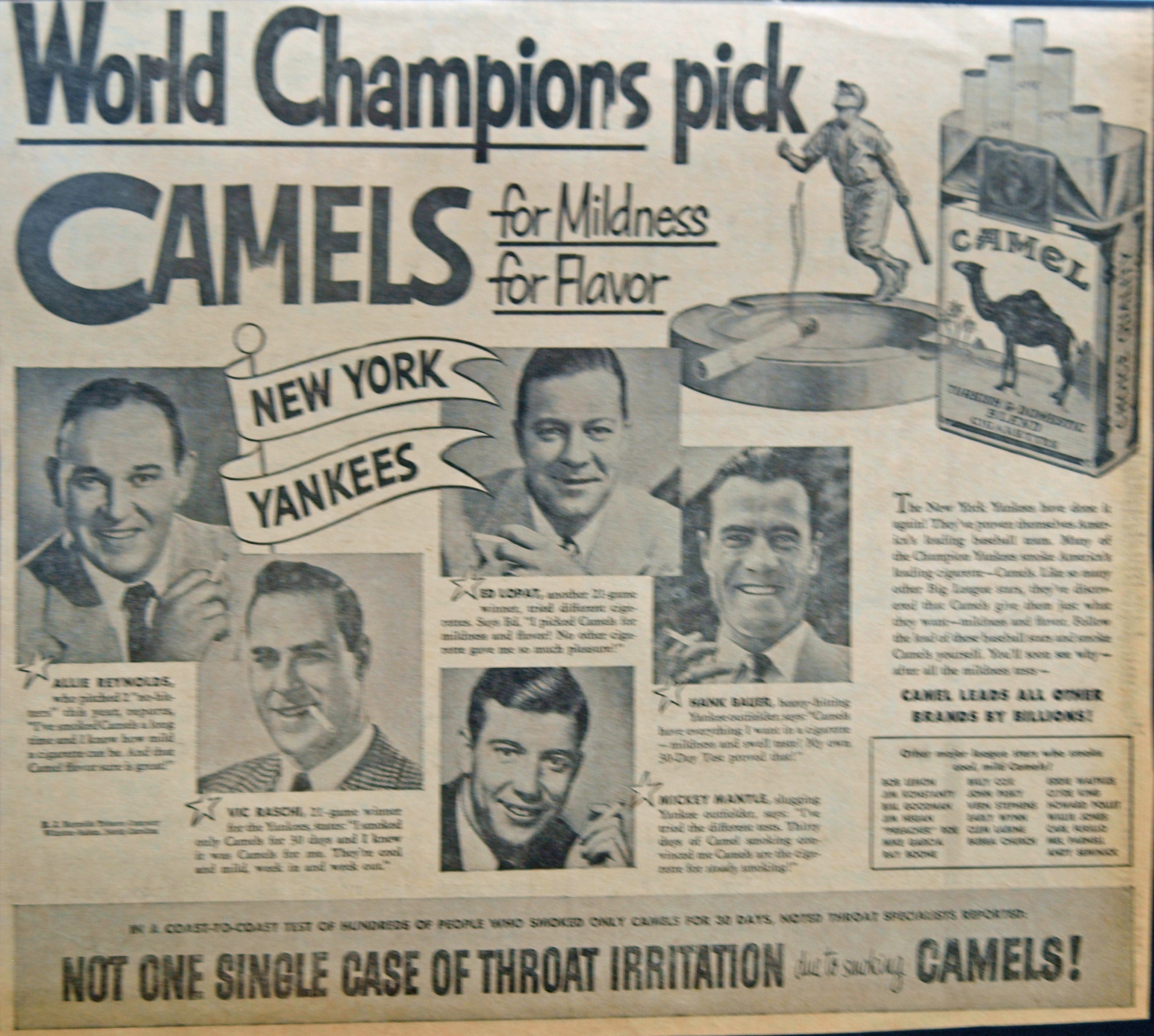 1951 unknown newspaper