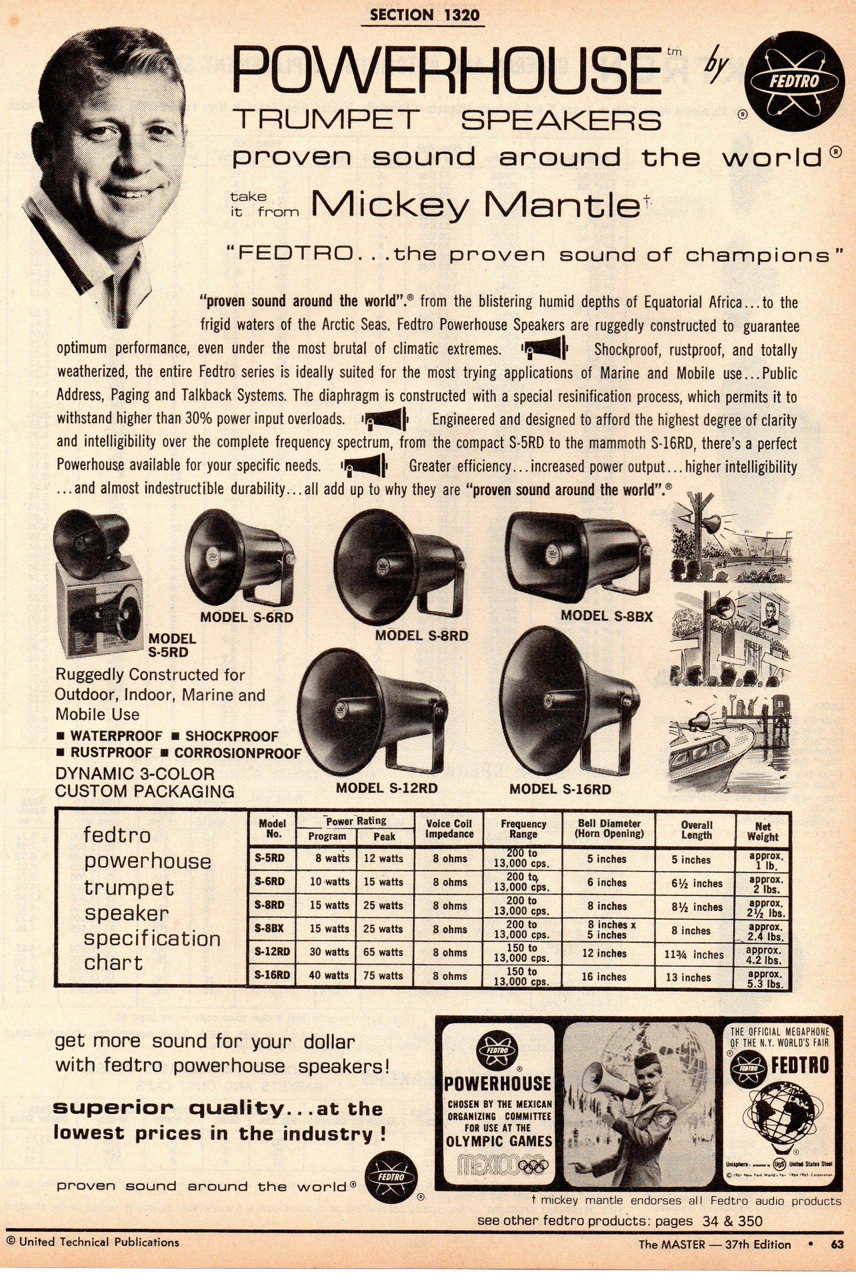 1968-71 era united technical publications 37th edition