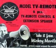 1960 era box sticker
