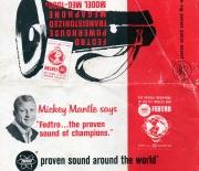 1964 model MEG-1000 brochure