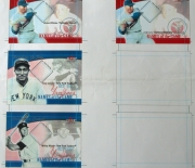 2000 fleer test card never produced