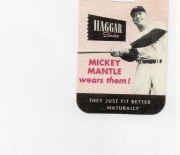 1950 era slacks tag