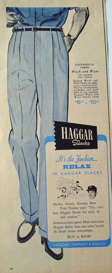 1957 esquire magazine