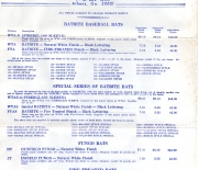 1974 hanna-batrite price list