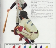 1972 hutch catalog annual, mantle bat showing