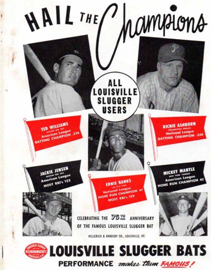 1959 sporting news dope book