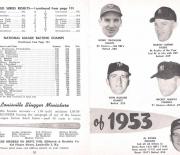 1954 louisville sluggers