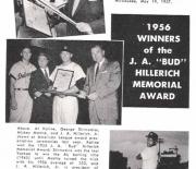 1957 H and B famous sluggers