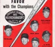 1958 louisville sluggers