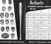 1961 famous sluggers