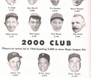1965 official baseball annual non pro