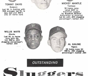 1963 louisville famous sluggers
