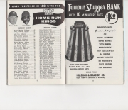 1959 famous sluggers yearbook