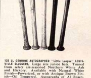 1955 little league magazine april