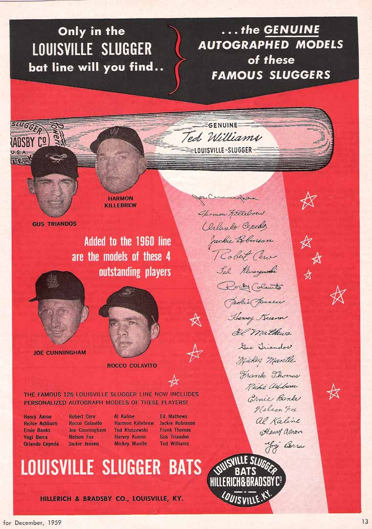 1959 athletic journal december