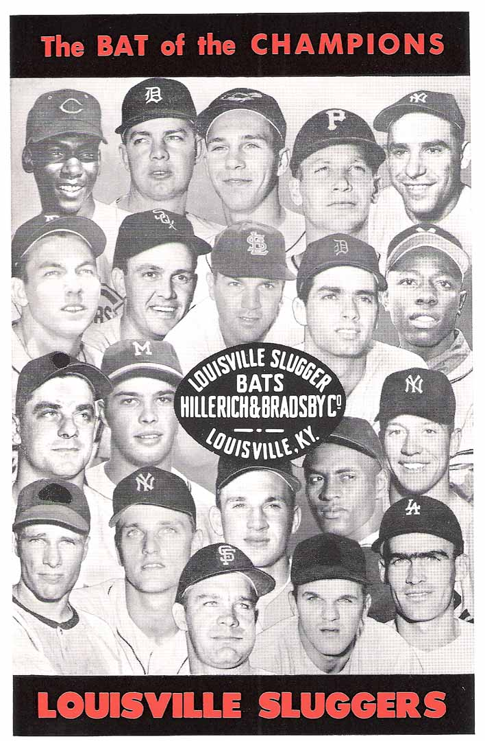 1963 official baseball annual non pro