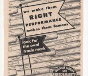 1952 recreation magazine may