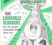 1965 h and b famous sluggers