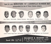 1968 louisville sluggers