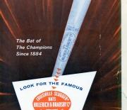 1967 official baseball annual non pro