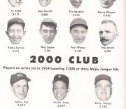1965 official baseball annual non pro
