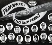 1958 coaching baseball published by NYY