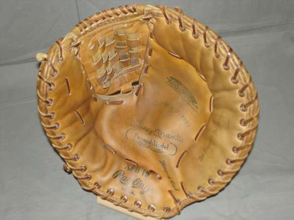 Mickey Mantle Rawlings XFB 19 Front Popvoich_595