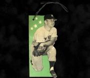 1954-57 glove tag