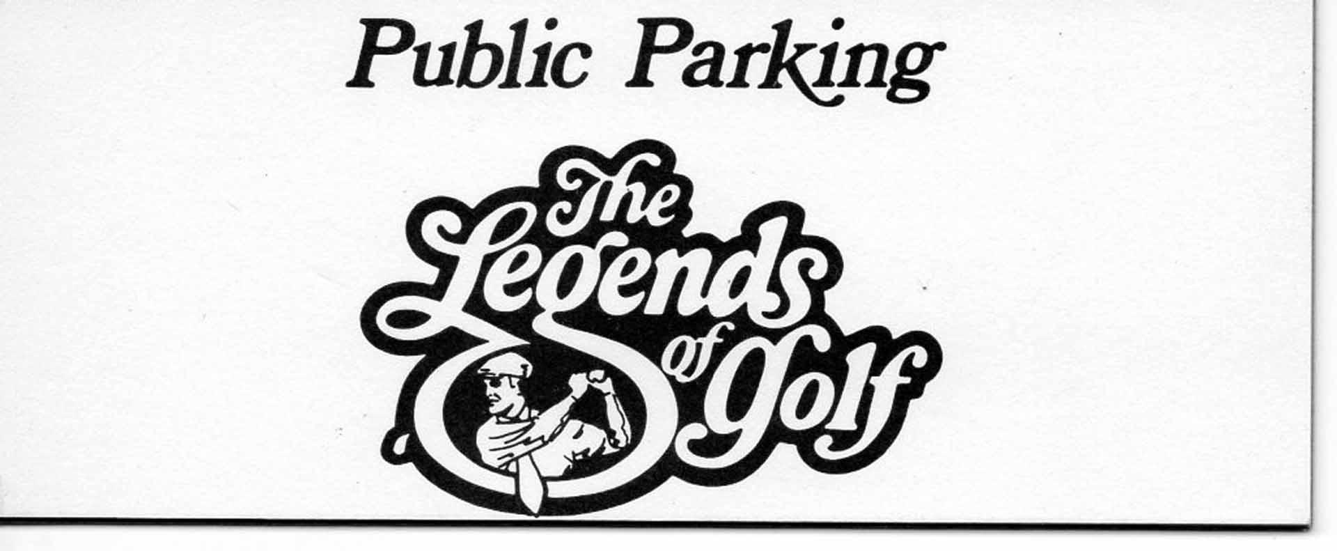 1978 Legends of golf onion creek 04/26-30