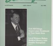 1988, the oakleaf, fall edition