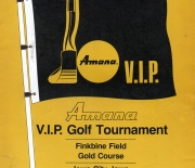 1975 Amana VIP golf tournament 06/23
