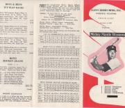 1960 glen berry pamphlet 01/04