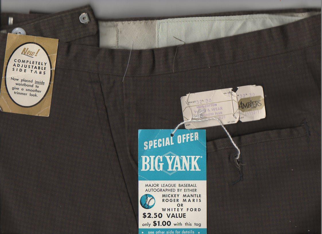 1962-64 amblers big yank