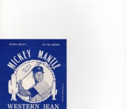 1960 to 1961 glen berry mfg lot 104