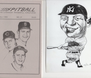 1989 spitball magazine fall, no. 31