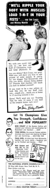 1959 sport magazine June