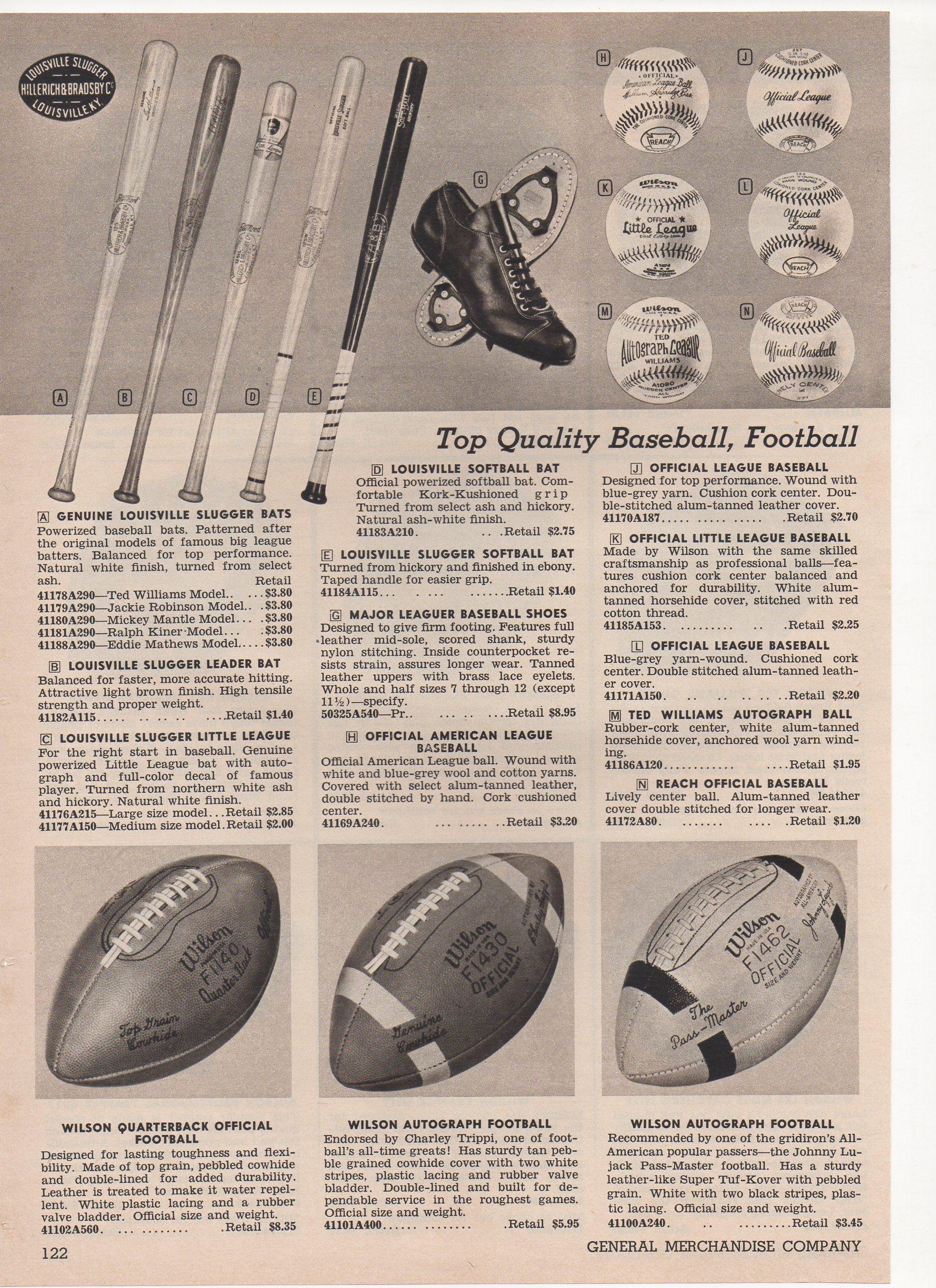 1954 general merchandise company