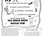 1953 athletic journal December