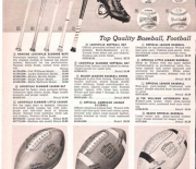1954 general merchandise catalogue