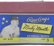 1954-1957 rawlings shoe box