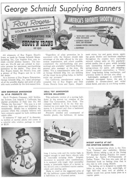 1953 playthings June