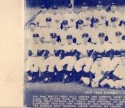 1955 NYY christmas card