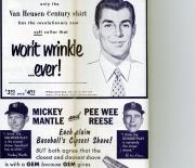 1953 basketball program 12/12