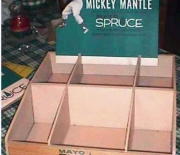 1955 mayo spruce store display